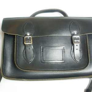 Other - Leather Messenger Bag